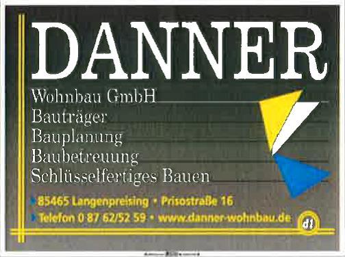 Logo Danner wohnbau 2