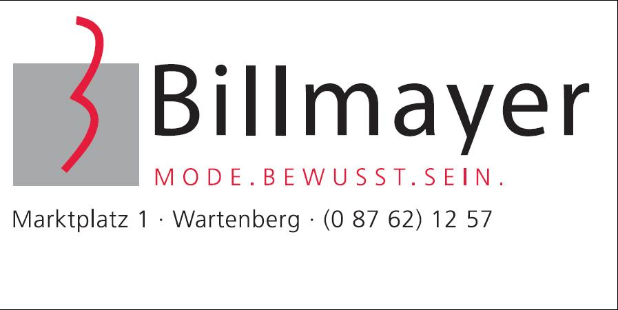 Logo billmayer
