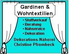 Logo gardinen