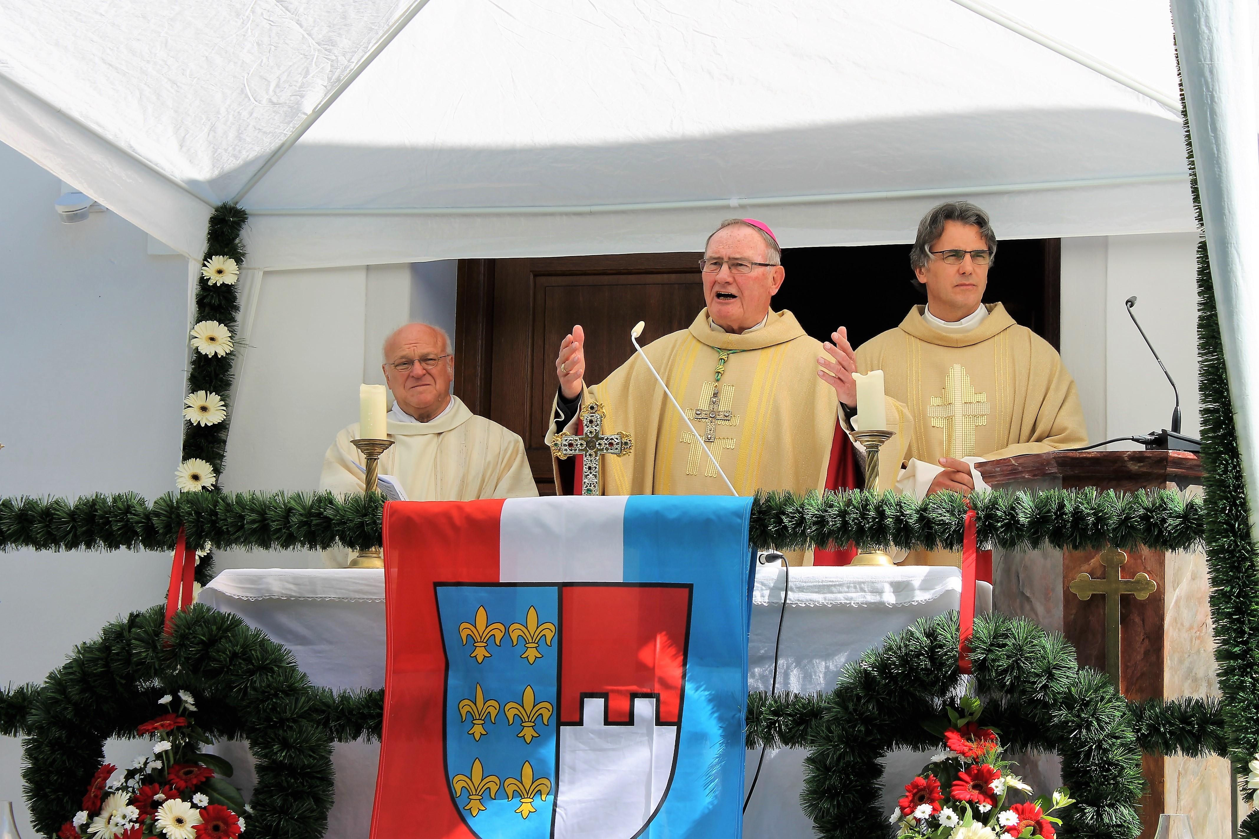Weihbischof Festgottesdienst